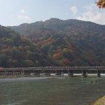 渡月橋(京都・嵐山)