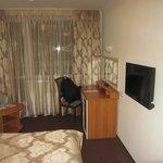 Einzelzimmer mit TV