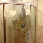 Always love the Westin Shower
