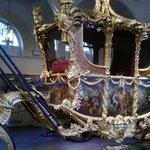 Royal Mews: carrozza dorata