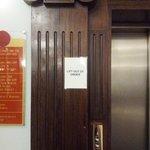 ascenseur en panne tous les matins