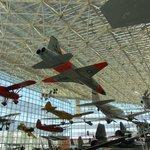 В музее авиации