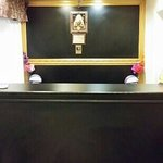 new front desk....