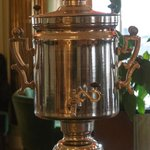 Samovar in Louge