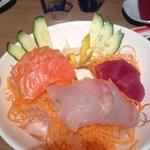 Sashimi misto fresco