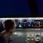 Correcting airspeed.
