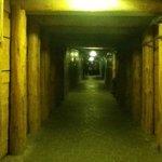 Corredores subterrâneos
