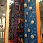 Slection of climbing Walls