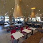 McDonald's Tournus Intérieur