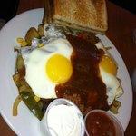 Dynamite breakfast hash!