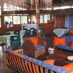 Kaimana Inn Sitting Area