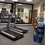 Knoxville Homewood Inn & Suites Fitness Center