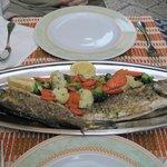 Local Croatian cuisine