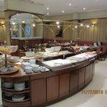 Breakfast  room Hotel Regente
