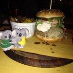 Hamburger della casa!!!