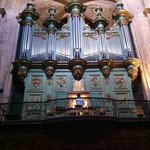 Organ rehearsal - moving and mesmerising