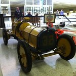 Indy 500 Museum-1911 Winning Car