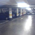 aparcamiento muy recomendable