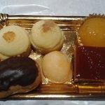 dulces pequeños