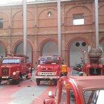 Camiones bomberos