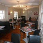 salle de restaurant de 30 couverts