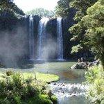 Lovely Whangarei Falls