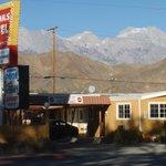Nice Motel in Lone Pine. CA