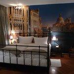kleines Themenzimmer Venedig