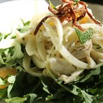 Crabmeat Salad with Fennel