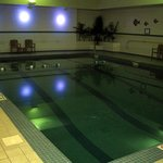 Pool - Crowne Plaza Moncton