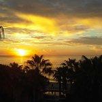 Postcard perfect sunrise