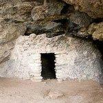 Montezuma Well Cave Dwelling