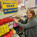 discontinued yarn at Spinrite Factory Outlet