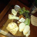 Leicestershire board. Delicious!