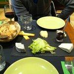 piatto 5 assaggi