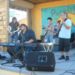 Victor Wainwright and the Wild Roots with Nick Black, guitar