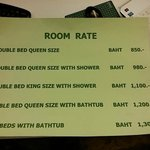 The Room Rate in November 2013