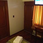 Door and windows offer no sound insulation