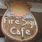 Fire Sign Cafe Tahoe City, CA