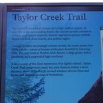 Taylor Creek  |  Kolob Canyons, Zion National Park, UT