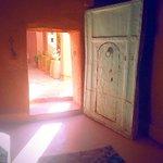 deur/binnentuin