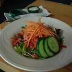 Excellent salad.  I enjoyed it!