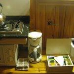 Café e chá