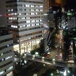 Room 1229, night view