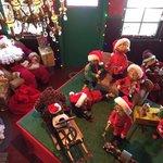 Christmas Room.