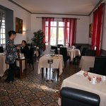 Another dining room with Sandrine