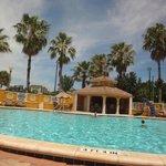 Parque aquático do Radisson Hotel Orlando