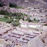 Ollantaytambo, our Vistadome station