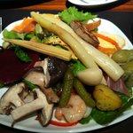 Barbacoa Classico Marunouchi Salad