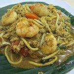 The Chunky Mie Kangkung Belacan